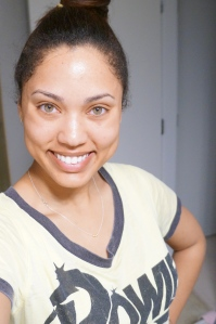 Happy Mommy! Happy hydrated skin!